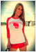 Image of The Lady Red Sleeve (Unisex)