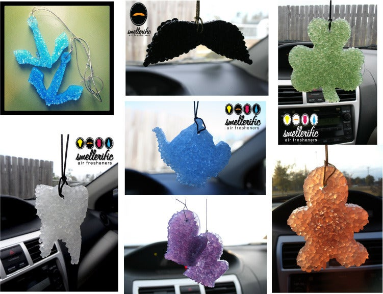 Image of Iconic and Holiday Air Fresheners