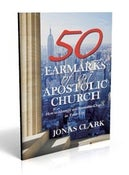Image of 50 Earmarks of an Apostolic Church