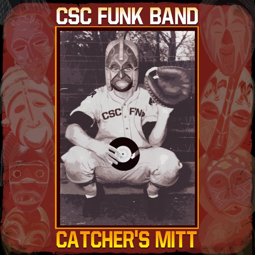 "Image of CSC Funk Band/Grant Phabao Afrofunk Arkestra - Limited Edition Volcom 45RPM split 7"""