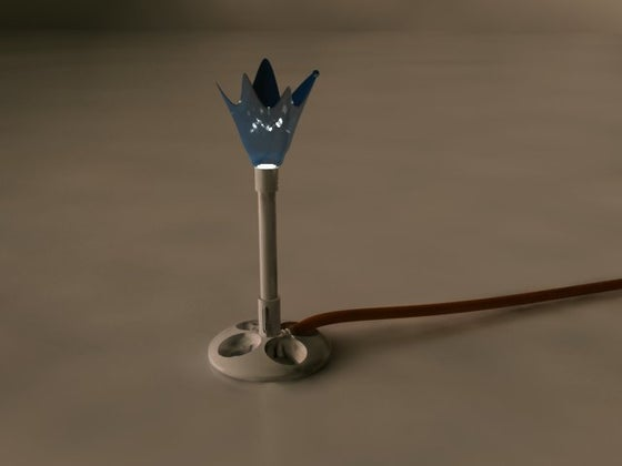 Image of Bunsen Burner Light