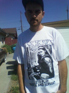 Image of antwon master and servant t-shirt