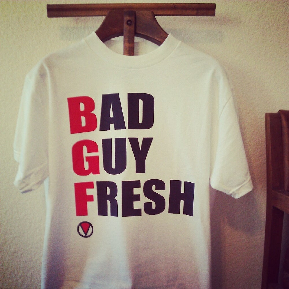 Image of BAD GUY FRESH x OFFICIAL VILLAINS T-Shirt