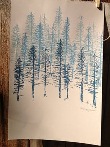 Image of Blue Pines