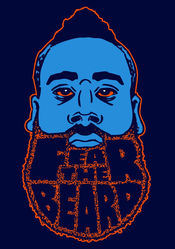 Image of FEAR THE BEARD