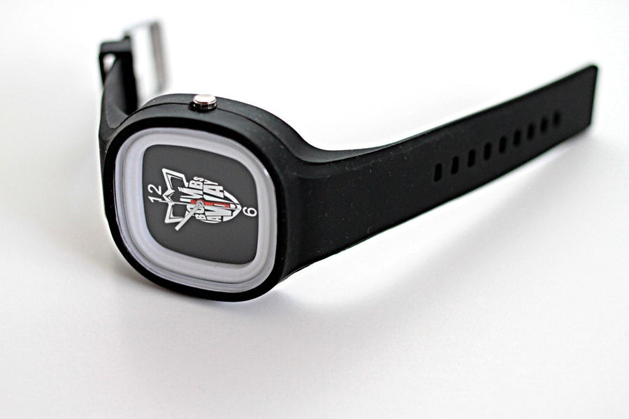 Image of BOMB AWAY WATCH - BLACK!