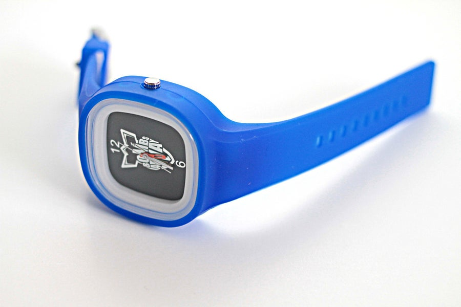 Image of BOMB AWAY WATCH - BLUE!