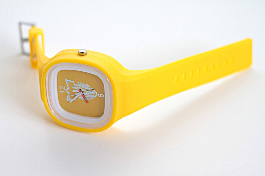 Image of BOMB AWAY WATCH - YELLOW!