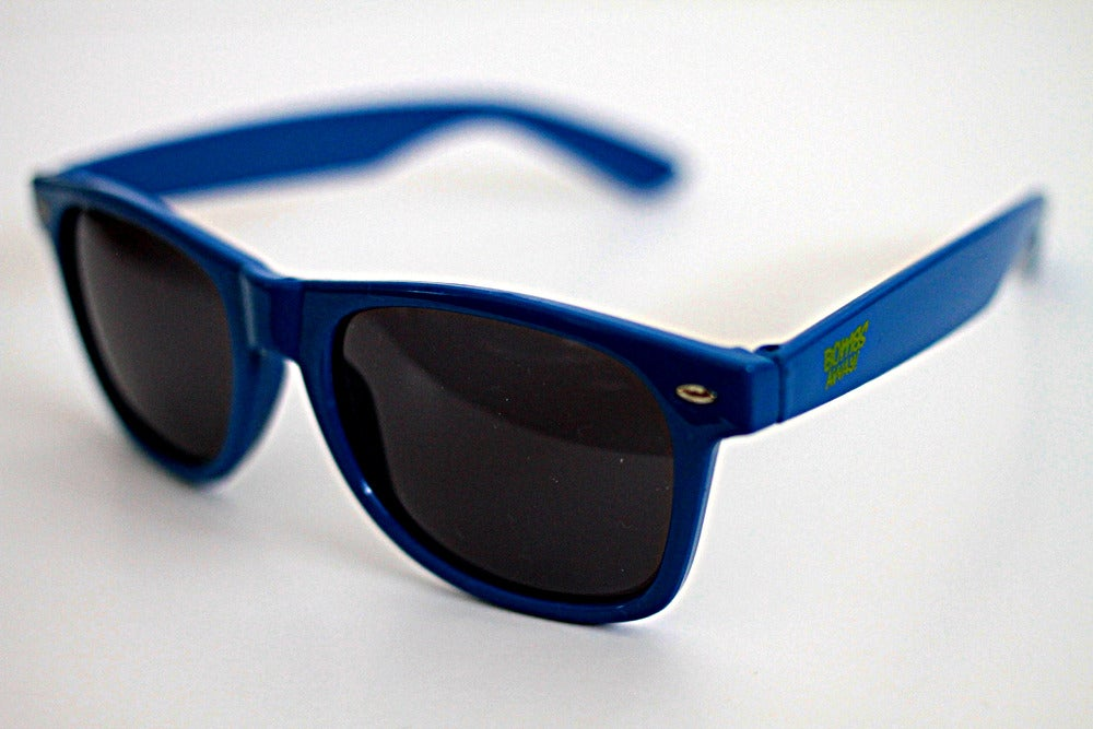 Image of Bombs Away Sunnies - BLUE