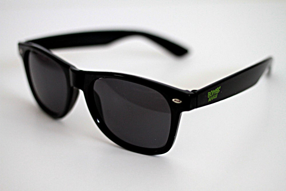 Image of Bombs Away Sunnies - BLACK
