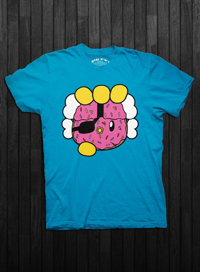 Image of Donut Atama (Teal/Red/Black)