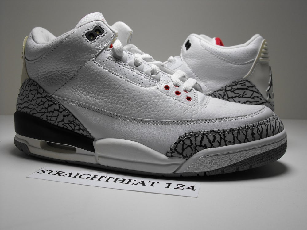 designer fashion 2a3da 7503e Air Jordan III 2003