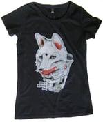 Image of girlie shirt fox