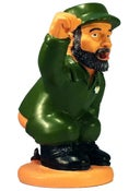 Image of Caganer Fidel Castro