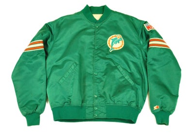 Image of Miami Dolphins Starter Jacket
