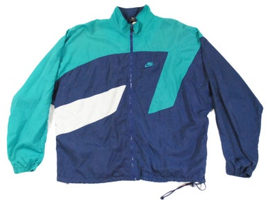 Image of Nike Windbreaker Jacket (Teal/Blue)