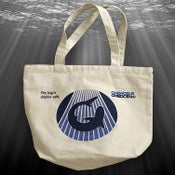 Image of Organic Circle Logo Tote