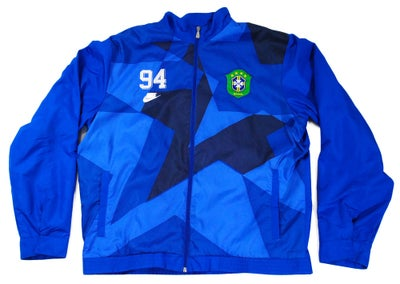 Image of Nike Brasil Soccer Windbreaker Jacket '94