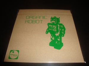 Image of Organic Robot LP -