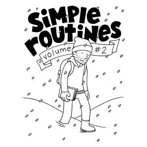 "Image of JP Coovert ""Simple Routines Volume 2"""