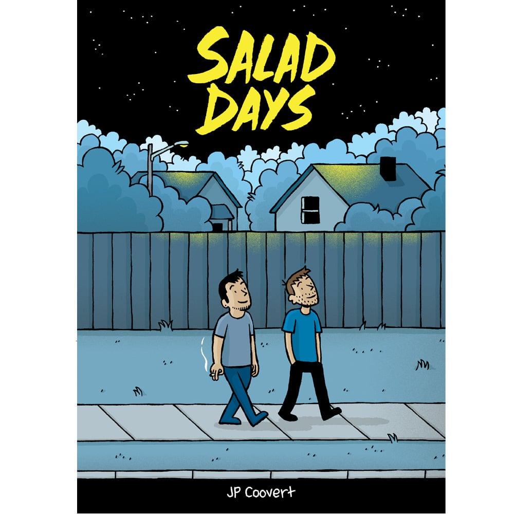 """Image of JP Coovert """"Salad Days"""""""