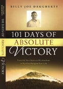 Image of 101 Days of Absolute Victory - Billy Joe Daugherty
