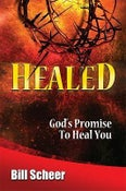 Image of Healed: God's Promise To Heal - Bill Scheer