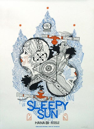 Image of SLEEPY SUN - Live in RAVENNA
