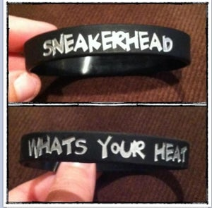 Image of Sneakerhead Wristband
