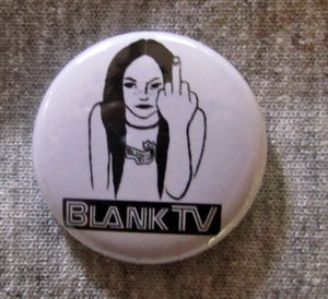 Image of BlankTV 'Finger' Button