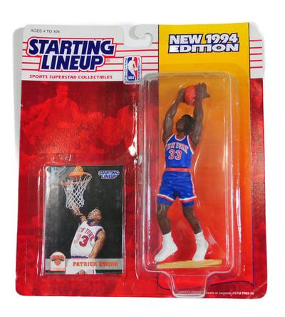"""Image of Starting Lineup 94' """" Patrick Ewing """""""