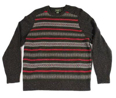 Image of Eddie Bauer Fair Isle Sweater