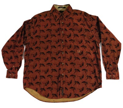 Image of Tommy Hilfiger Corduroy Button Up Shirt