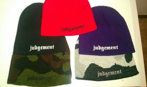 Image of Judgement Beanie