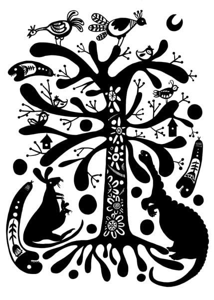 Image of Fierce Protectors Print