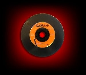 Image of 50 CD-R 700Mo 80Min 48x vinyle Omega Freestyle
