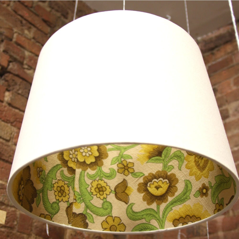 how to make a professional rolled edge lampshade