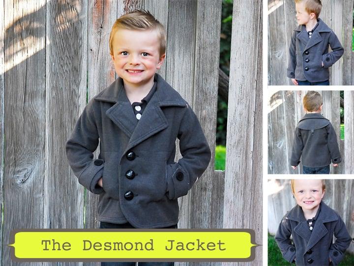 Image of The Desmond Jacket
