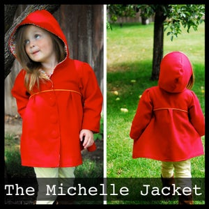 Image of The Michelle Jacket