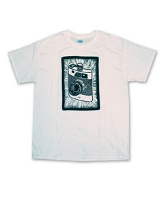 "Image of ""Shoot From The Hip"" Tee - White"