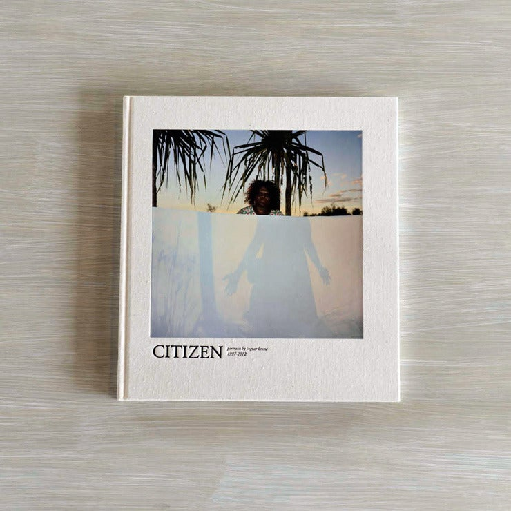 Image of CITIZEN - Limited Edition of 150 Signed and Numbered