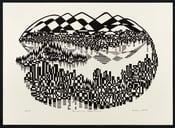 "Image of ""Majestic Panorama"" - Lithograph of Majestic Panorama"