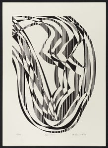 Image of Nude 2 - Lithograph of Nude