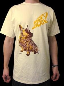 Image of MITÄ JÄTKÄ (organic cotton/men t-shirt)