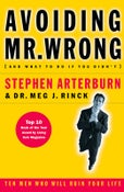 Image of Avoiding Mr. Wrong - Stephen Arterburn & Dr. Meg J. Rinck