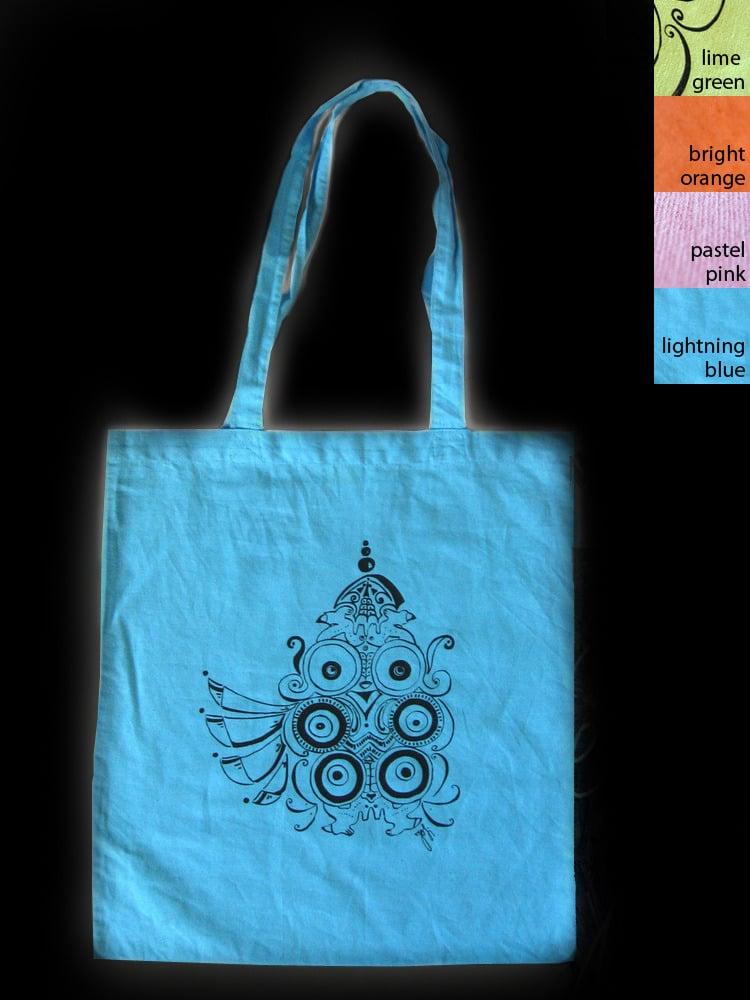 Image of KALEVALA PÖLLÖ (Cotton Bag)