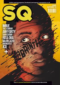 Image of SQ Magazine Issue #8 (Autumn)