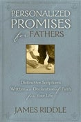 Image of Personalized Promises For Fathers - James Riddle