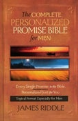 Image of The Complete Personalized Bible for Men - James Riddle