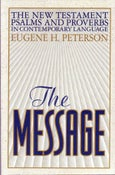 Image of The New Testament Psalms & Proverbs in Contemporary Language - Eugene H. Peterson